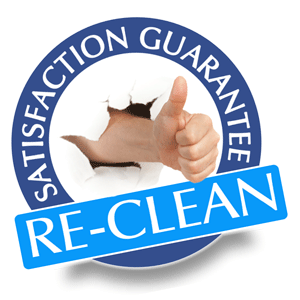 House Cleaning Satisfaction Guarantee for Richmond VA residents